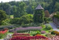 Gardens at Mohonk Mountain House, New York