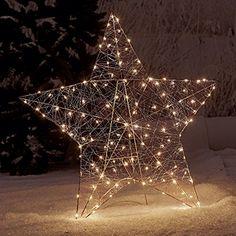 Beleuchteter Stern aus Drahtgeflecht 120 LEDs silber ca. ... https://www.amazon.de/dp/B015XX0XA0/ref=cm_sw_r_pi_dp_x_aUJhybABWZ4TX