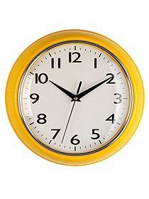 #Black Friday Bright Ideas  clock