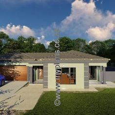 3 Bedroom House Plan MLB-060S