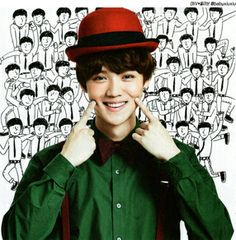 MIRACLES IN DECEMBER ALBUM SCANS KOR VER - Luhan