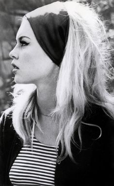 Bridget Bardot in CONTEMPT (Please follow minkshmink on pinterest)