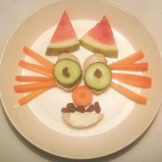 Iltapalaa mini-ihmisille inspiraatiosta kiitos @heituuvi  #iltapala #instafood #food #snack #ruoka #välipala