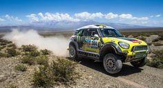 MINI ALL4 Racing Kuasai Podium Balap Rally Dakar 2014 #BosMobil #Peformance