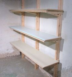 How to build shelves http://woodgears.ca/shelves/index.html
