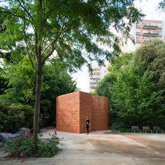 Pezo von Ellrichshausen, Marc Domage · Bell Pavilion