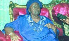 Ekpo Esito Blog: President Buhari mourns HID Awolowo