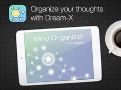Dream-X on App Store:   Dream X - Ultimate solution for managing all of your thoughts. The mind map app Dream-X will help you easily and quickly take your ideas and m...  Developer: Pavel Tarabrin  Download at http://ift.tt/1nk8kCt