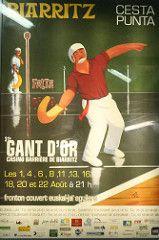 The game of Cesta Punta (vvillovv) Tags: game ball basket biarritz pelota…