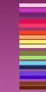 purple color schemes