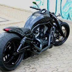 Harley Davidson V-Rod.