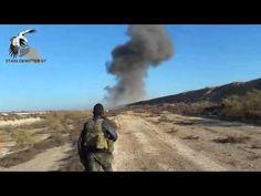 Detonação de um carro-bomba do ISIS deixa feridos no Exército do Iraque ...