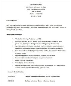 Examples Of Cv Resume Templates Free Resume Templates Resume Examples Free Resume .