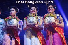 The Retro Songkran Splendours Festival in Sukhothai Report, Photos & Video.