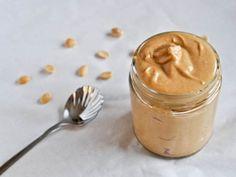 Homemade White Chocolate Peanut Butter.