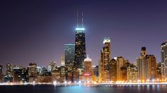 widescreen wallpaper chicago