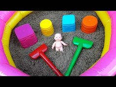 Are you sleeping Song For Kids Educational Video for Children Pretend Play Learn colors with Tape - YouTube