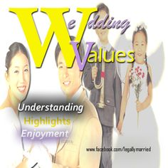 """Understanding Highlights Enjoyment"" depicts the truth that understanding something can make it more valuable. In wedding planning people forget the deep values which inspire a good marriage,and the enjoyment of living. By Celebrity Wedding Officiator - Dr. Linda - www.facebook.com/legallymarried"