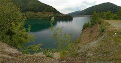 Barajul și Lacul de Acumulare Râușor
