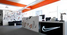 Rosie Lee - Nike UK headquarters