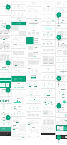 Blokk Wireframe Kit - Features, Call to action, Blog, Ecommerce, Testimonials, Pricing table, Analytics, Team, Contacts, Footer