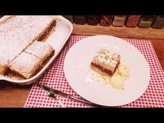 Jóságos almás pite, amit elkészítettem a családnak. Almás pite elkészítése sok receptúra alapján készül nekem ez a legkedvesebb receptem! Vaj puha tészta, na... Naan, French Toast, Cheesecake, Breakfast, Food, Youtube, Morning Coffee, Cheesecakes, Essen