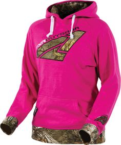 84d44de54e93 FXR Women's INFINITE PULLOVER HOODIE (2015) - Hot Pink-Realtree Xtra.  #UpNorthSports #Camo #Hunting #Realtree #HotPink