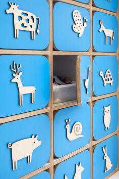 """ZAmpone Architectuur, Tim Van de Velde · Daycare center """"Pluchke"""""""