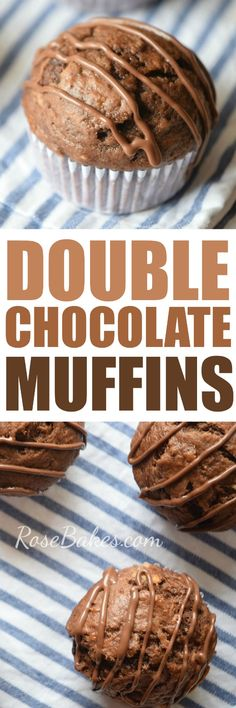 Double Chocolate Muf