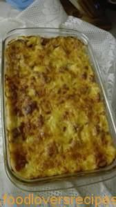 Shrimp au gratin with some good French cheeses. Savory Snacks, Savoury Dishes, Food Dishes, Side Dishes, South African Dishes, South African Recipes, Pie Recipes, Dessert Recipes, Cooking Recipes