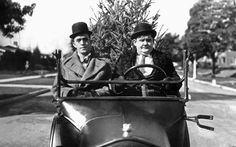 Laurel and Hardy in Big Business, 1929