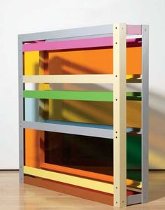 Liam Gillick - Resisted production, 2008