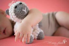 Newborn photography details. Fotografía recién nacido, detalles.
