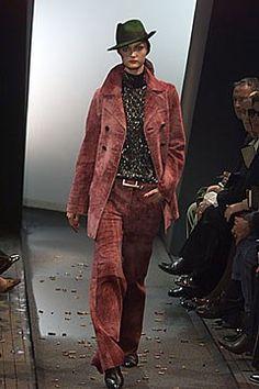 Jean Paul Gaultier Fall 2000 Ready-to-Wear Fashion Show - Jean Paul Gaultier, Kasia Pysiak