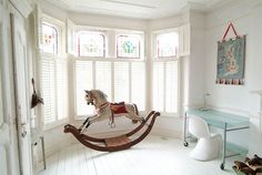 Light Interior With Pastels