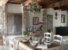 french farmhouse decor on pinterest   French Decor Inspiration