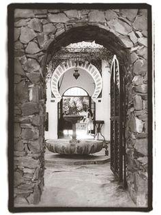 korakia -  my favorite little respite in palm springs. its heaven here. i LOVE the aegean bungalow