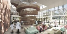 Gallery of David Adjaye Unveils Design for Cancer Centre in Rwanda - 4