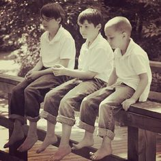 Mr three boys