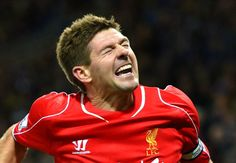 """Steven Gerrard wishes that he could play for Liverpool """"for 100 years"""" as he speaks exclusively to Goal after being named the club's greatest ever player Steven Gerrard, Could Play, English Premier League, Liverpool, Wish, Goal, The 100, Soccer, Football"""