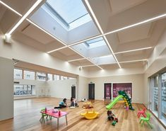Barmulloch Residents Centre, Glasgow, Scotland | Collective Architecture | Archinect