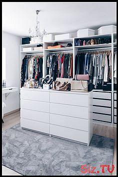 So Habe Ich Mein Ankleidezimmer Eingerichtet Und Gestaltet So Habe