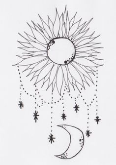 1000+ images about Sun and moon on Pinterest | Sun Moon ...