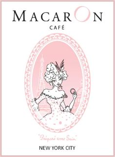 macaron cafe logo - Google Search