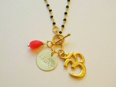 Personality Charm Necklace