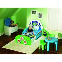 Delightful Toy Story Bedroom My Jonathan Has A Toy Story Room But I Love The Green  Walls