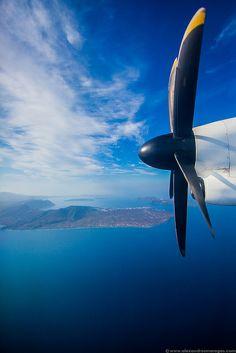 Flying Over the Aegean Sea | Flickr - Berbagi Foto!