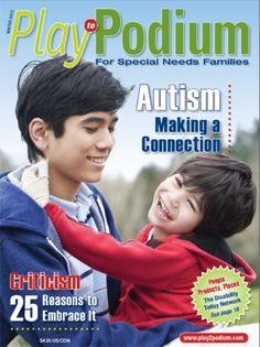 Play to Podium Magazine