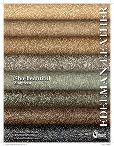 """Edelman Leather """"Sha-beautiful"""" ad"""