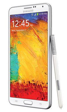 Samsung Galaxy Note III SM-N9005 (Latest Model) - 32GB - Classic White-Brand NEW #Samsung #Bar